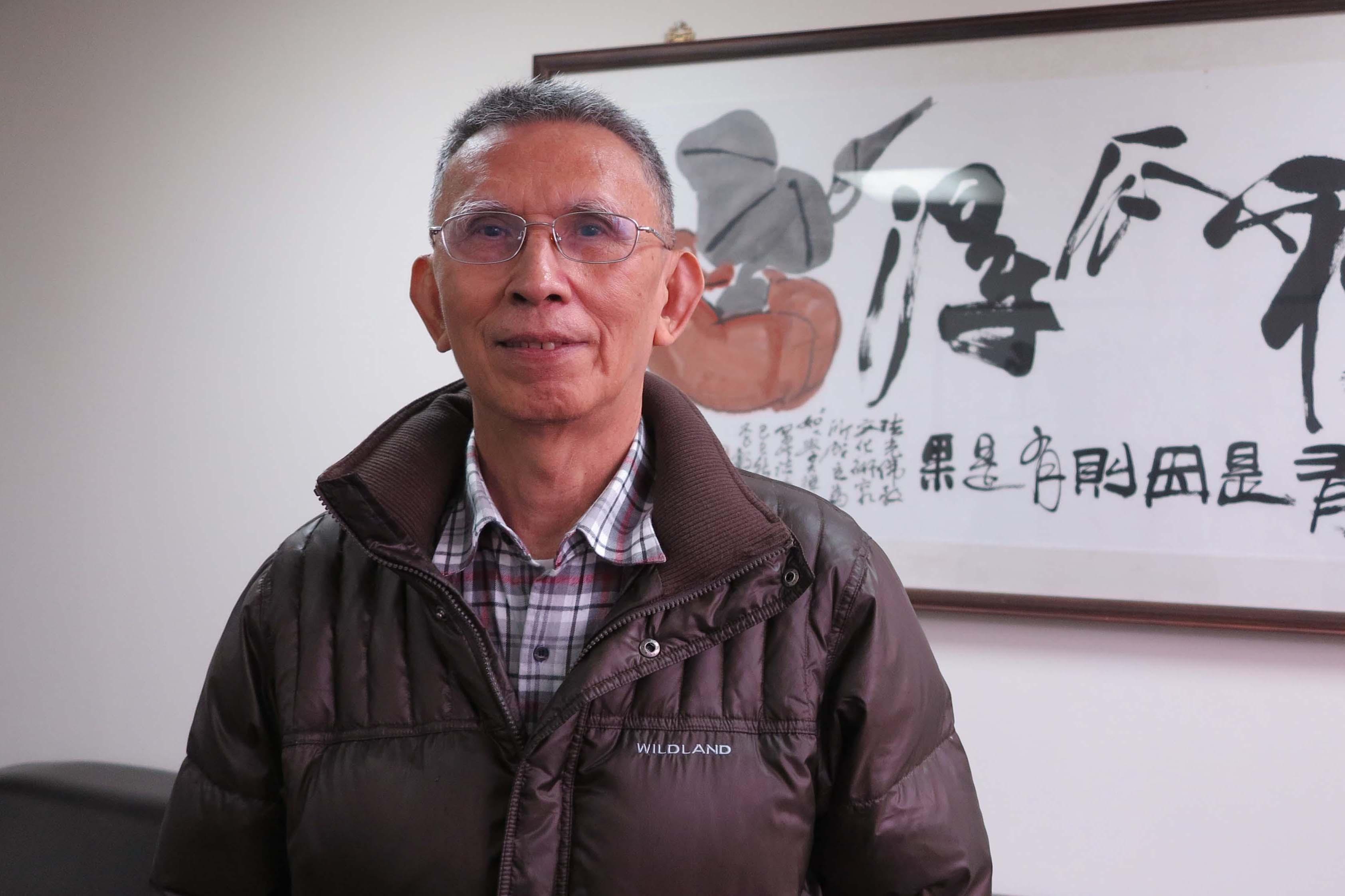 蕭金松教授